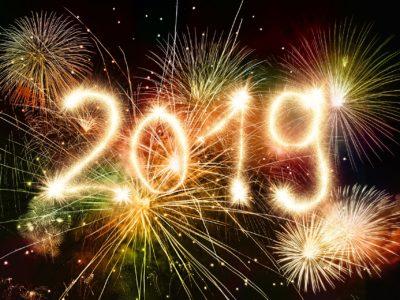 Fijne feestdagen en een gelukkig 2019!